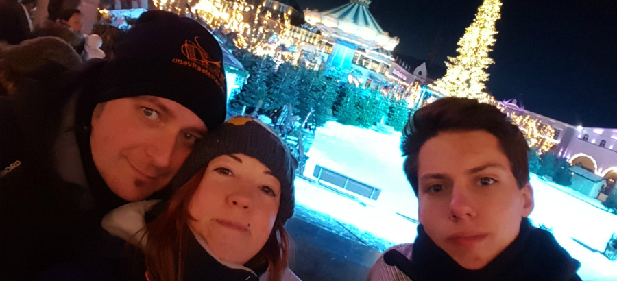 Phantasialand Wintertraum 2016: un weekend da sogno