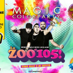 Magic Color Party a Rainbow Magicland sabato 2 Settembre