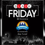Black Friday 2017: le offerte di Rainbow MagicLand