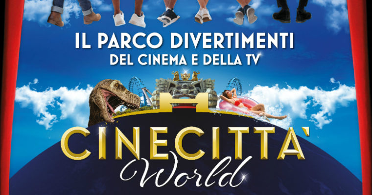 Cinecittà World: un 2019 da Oscar!