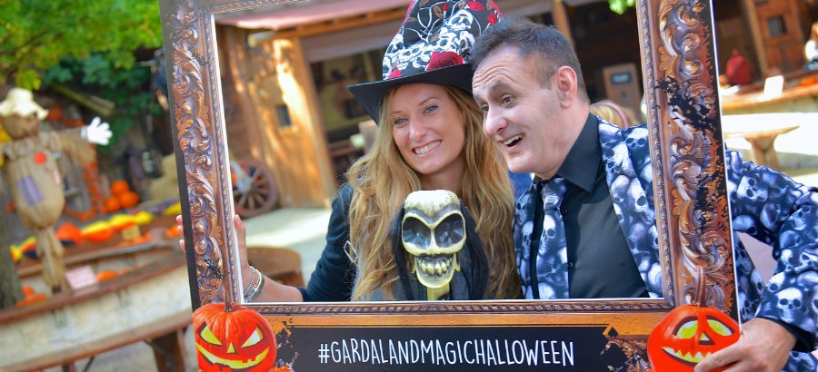 E' tornato Gardaland Magic Halloween 2019