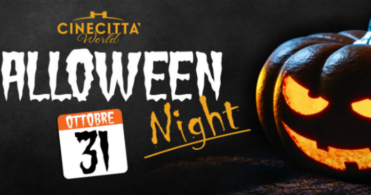 Halloween Night 2019 a Cinecittà World