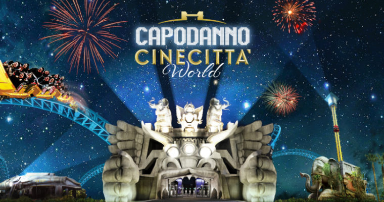 Capodanno 2020 a Cinecittà World